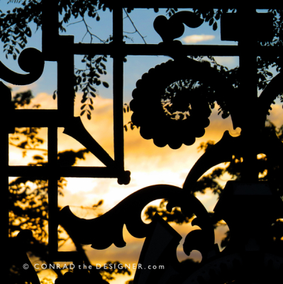 Sundown on the Gates (0098)