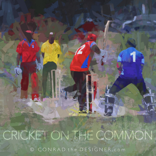 Cricket on the Common